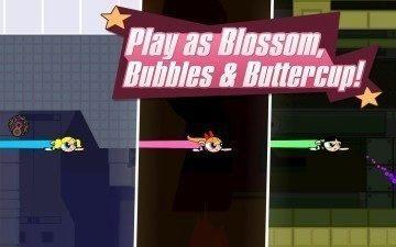 Powerpuff Girls Defenders 1