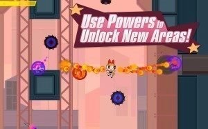 Powerpuff Girls Defenders 2 Android hry