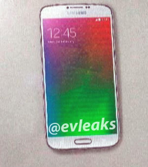 Údajný snímek telefonu Samsung Galaxy S5 Prime