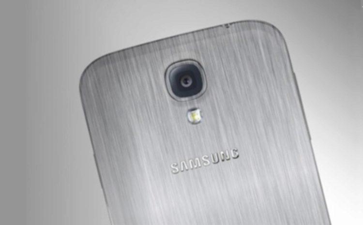 Očekává se, že Galaxy S5 Prime bude vyroben z kovu (ilustrační obrázek)