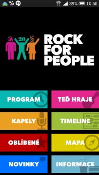 festivaly rock for people