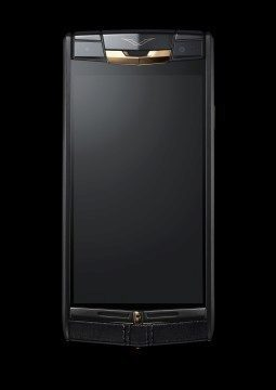 Signature Touch Pure Jet Red Gold front