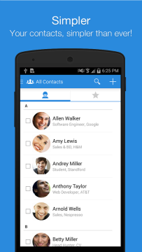Simpler Contacts 1