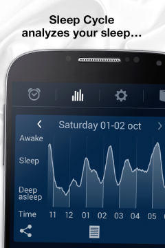 Sleep Cycle Alarm Clock 1