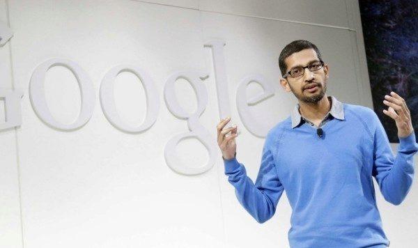 Sundar Pichai - vedoucí vývoje operačního systému Android a prohlížeče Chrome