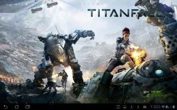 TitanFall Live Wallpaper 1