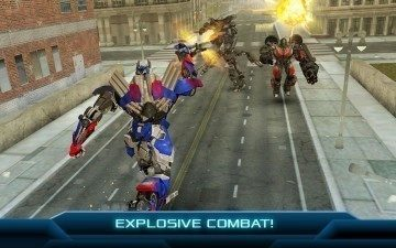Transformers Age of Extincion 1