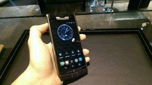 Vertu Signature Touch 2