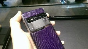 Vertu Signature Touch 3