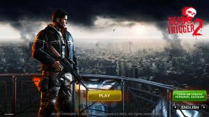 Dead Trigger 2 - menu hry