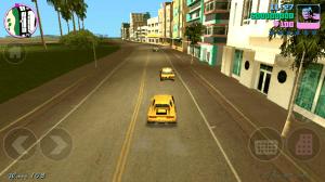 GTA Vice City - nepřesvědčivé grafické podání