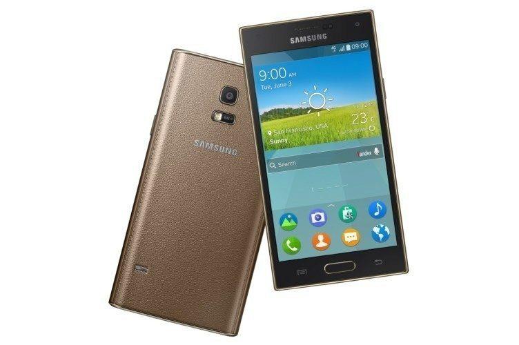 Samsung Z: první mobilní telefon s OS Tizen