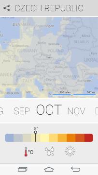 Climotology - nová aplikace pro sledování klimatu od Microsoft Research