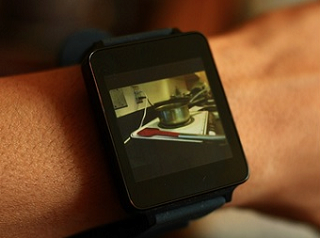 android wear hlavni