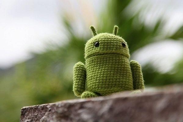 Android Wear panáček