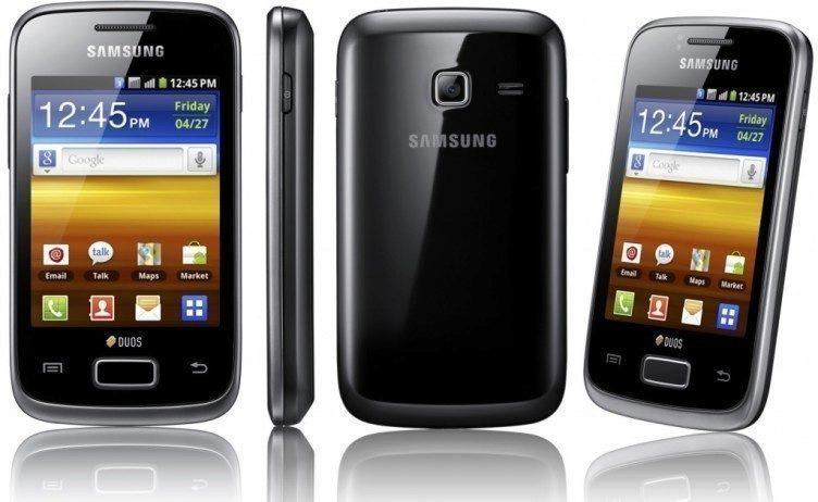 Samsung Galaxy Young 2 Duos