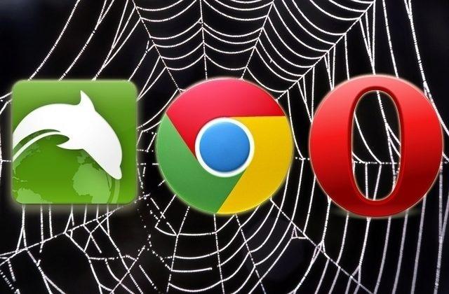 SvětAndroida doporučuje: 3x webové prohlížeče