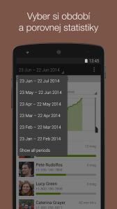 Callistics 3 android aplikace