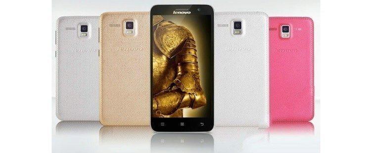 Golden Warrior A8 bude k dispozici ve čtyřech barvách: stříbrné, zlaté, růžové, červené a černé