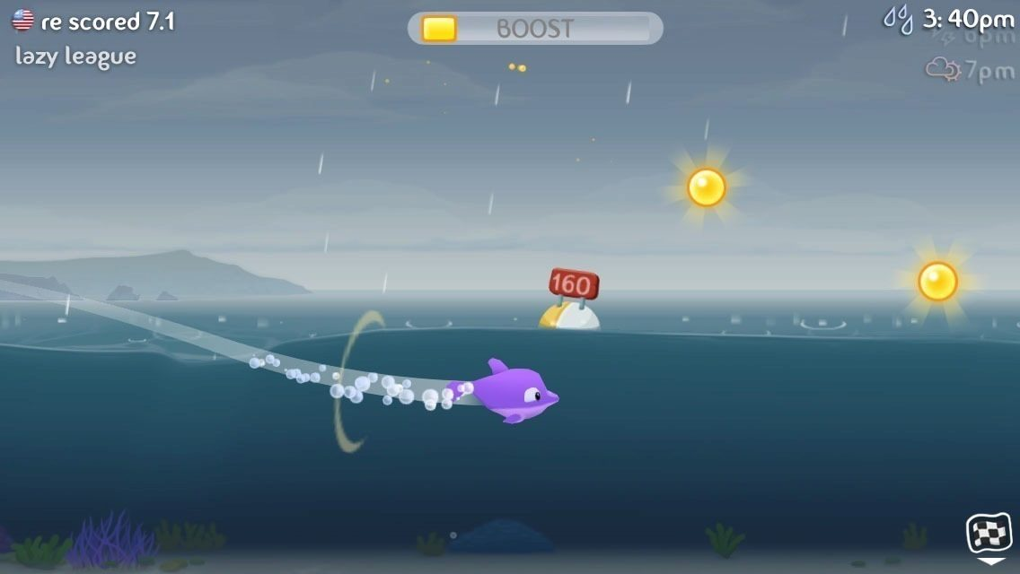 Fish out of water dorazila na android vyst elte ryby co for A fish out of water