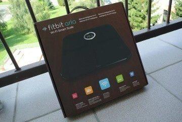 Fitbit Aria recenze - balení 1