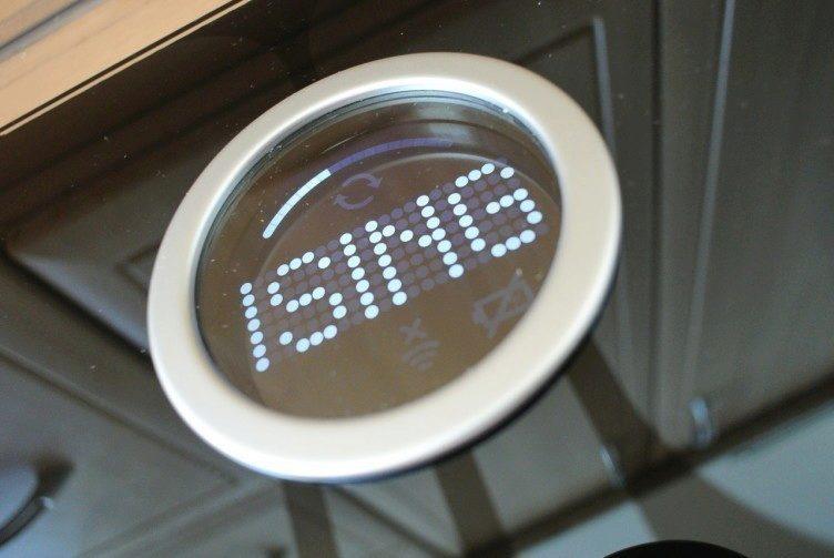Fitbit Aria recenze - vážení