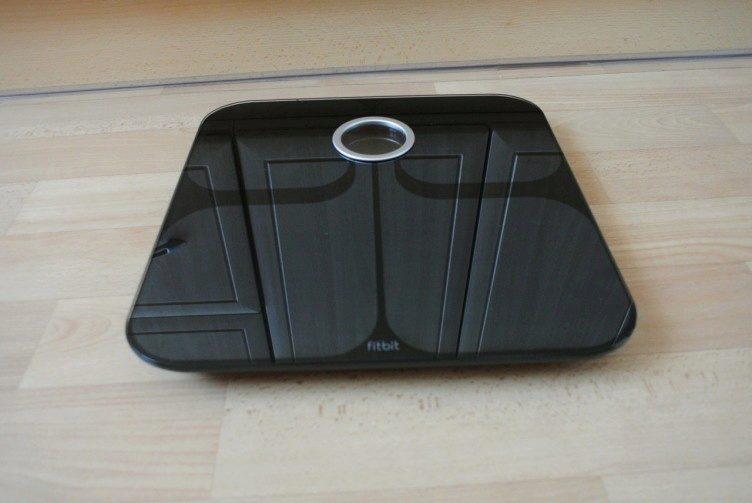 Fitbit Aria recenze - vzhled indoor 3