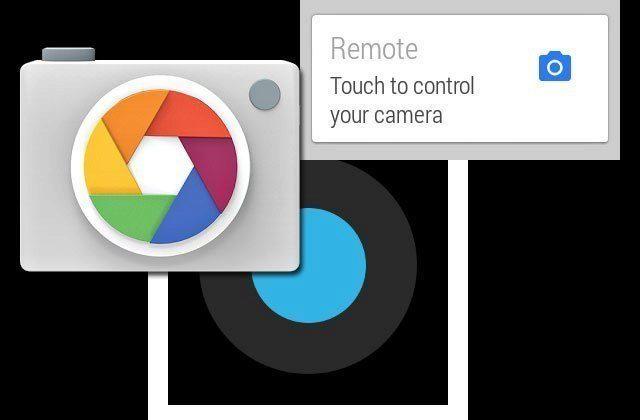 Nový Fotoaparát Google 2.3 přináší možnost dálkového ovládání z Android Wear