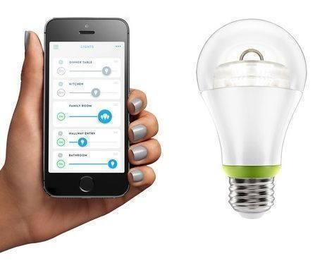 Chytrá žárovka General Electric Link