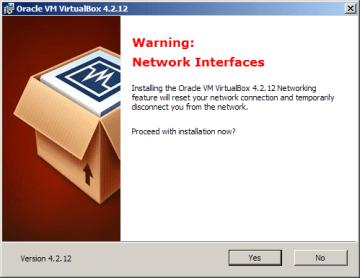 Instalace VirtualBoxu: důležité upozornění