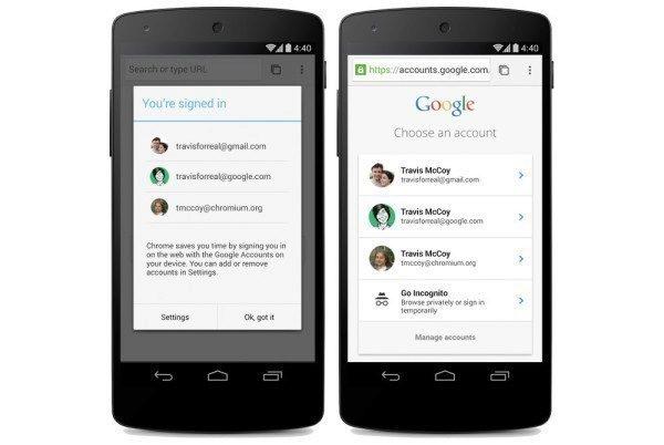 Google Chrome Beta 2