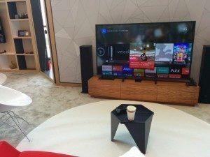 Google I:O obývák