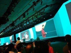 Google I:O přednáška