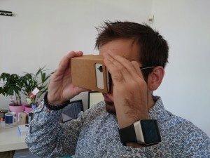 Google Oculus 3