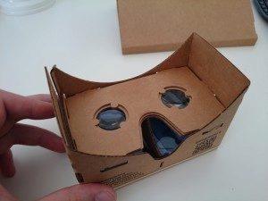 Google Oculus 4