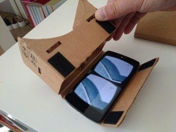 Google Oculus 5
