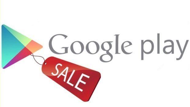 google play slevy aplikace