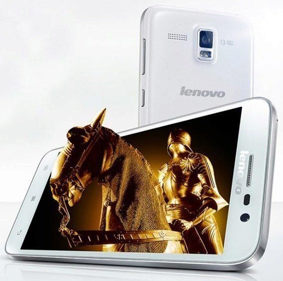 Lenovo Golden Warrior A8: levný, ale stylový mobil s osmijádrem