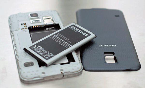 Lithium-iontový akumulátor Galaxy S5