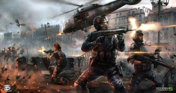 modern combat 5 piracy