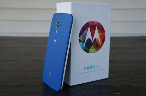 Starší bráška Motorola Moto X