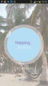 Napper 3 android aplikace