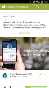 Nová verze aplikace přináší nový design
