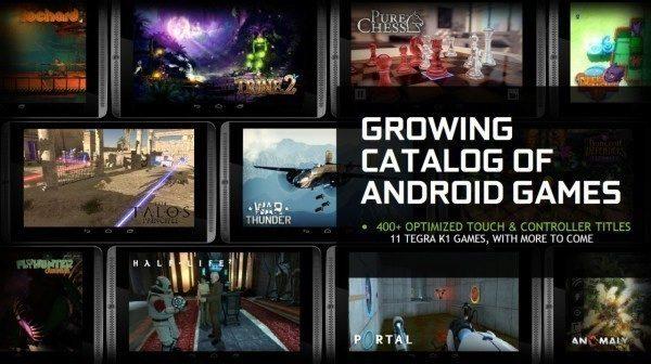nvidia shield tablet - hry