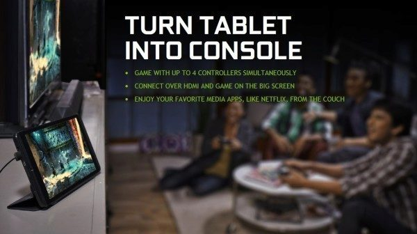 nvidia shield tablet party