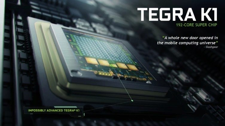nvidia shield tablet tegra