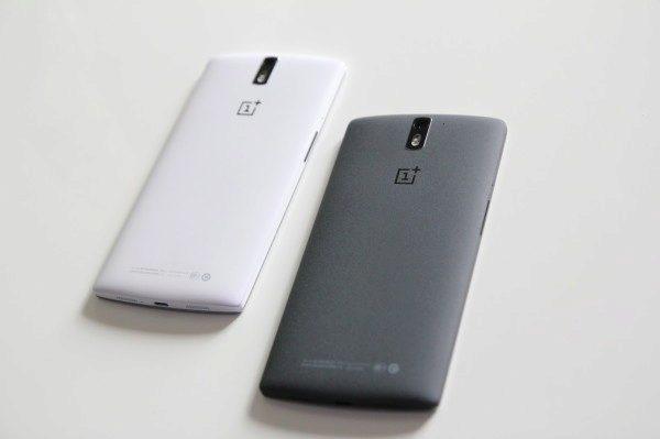 OnePlus One zadni kryt černý bílý