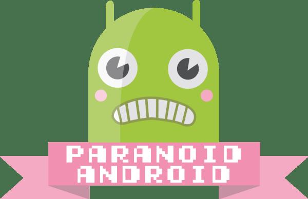 Logo Paranoid Android