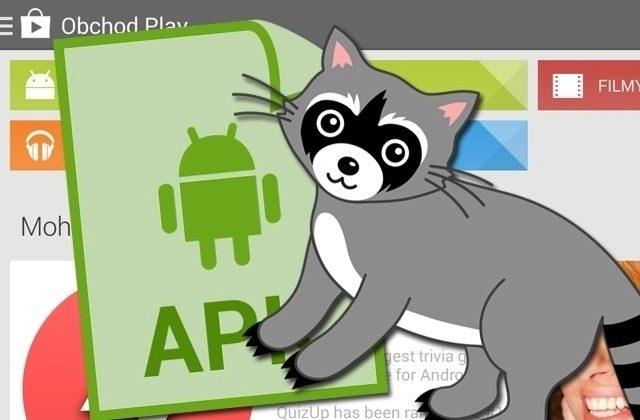 Jak stahovat APK soubory z Obchodu Play? S aplikací Raccoon!
