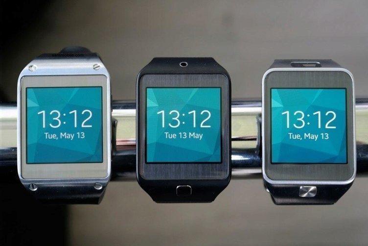 První závan: chytré hodinky s OS Tizen